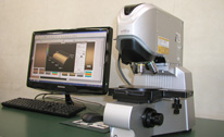 Evaluation device - Laser microscope