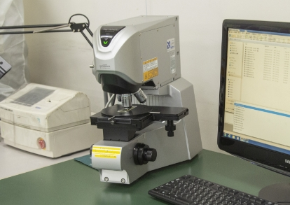 Example of analysis device: Laser microscope