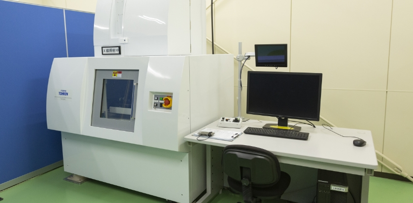 X-ray micro inspection device (MARS-TOHKEN SOLUTION TUX-3200N)