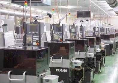 CNC Precision Automatic Lathe (120 units)